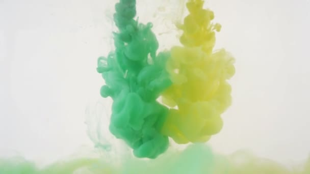 Colorful background of abstract colors.