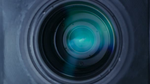 Televizní Studio Camera. Vysílání profesionální camcoder.