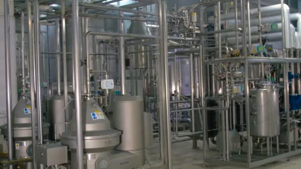 Potrubní systém v zařízení na výrobu plynu