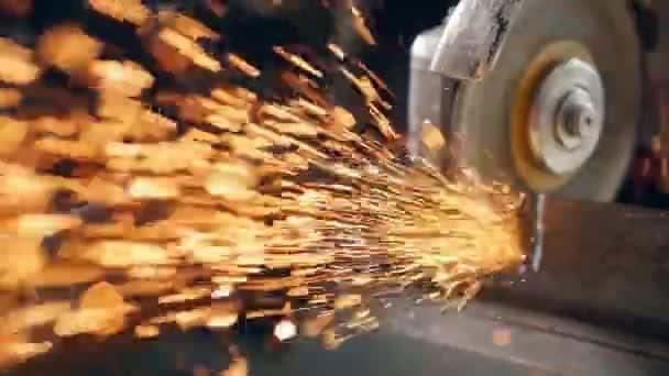 Schleifwerkzeug Maschine Verwendet Wird Um Metall Schneiden