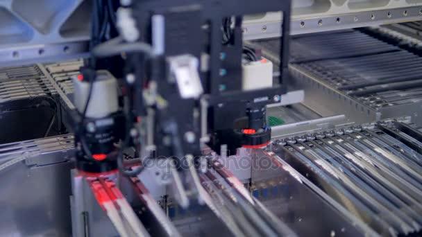 Dvojče fotoaparát factory Smt stroj