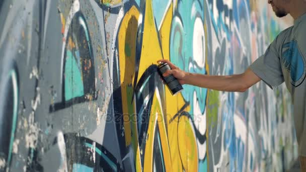 Graffitist Kontura hrany obrazů s černou barvou.
