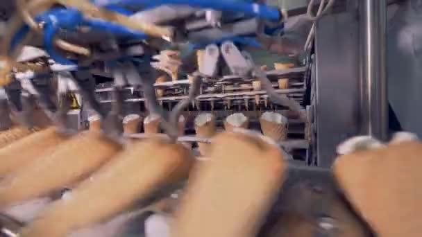 Zmrzlina výrobní linka