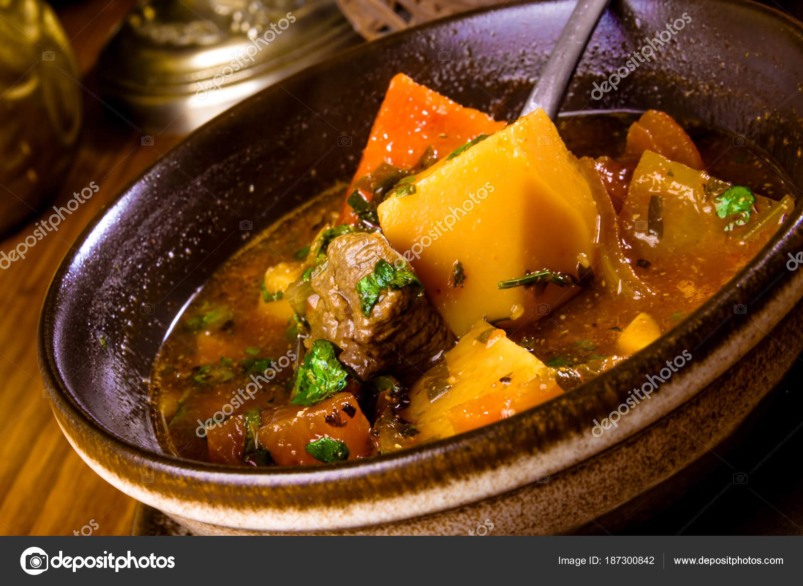 Mutton shurpa: recipe for classic cooking 38