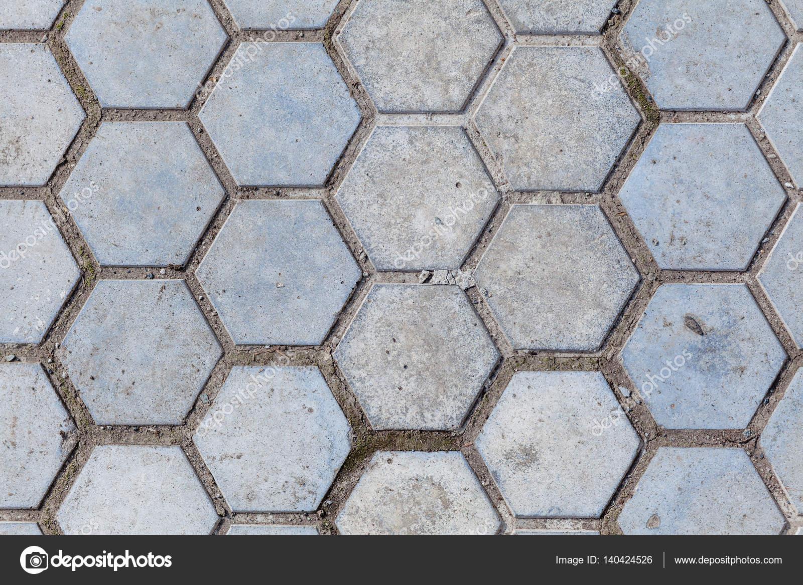 Pavimento di piastrelle texture dello sfondo quadrato grigio