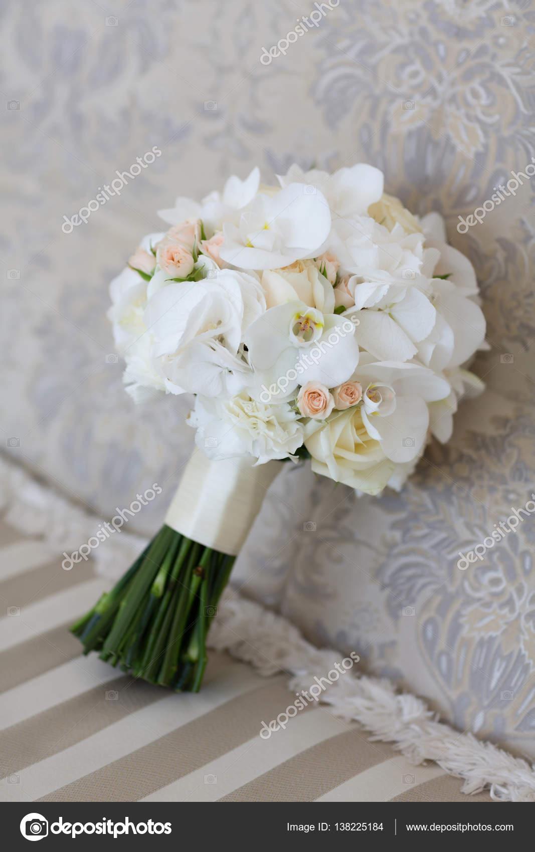 Wedding bouquet of white orchids stock photo zagursky85ail wedding bouquet of white orchids stock photo mightylinksfo