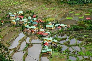 Dec 31,2017 A famous tourist destination  Batad  Village