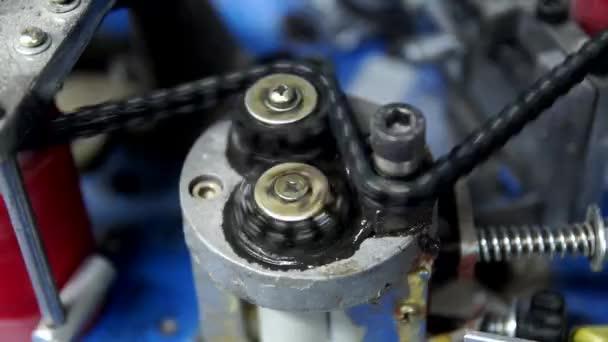 Převodový mechanismus