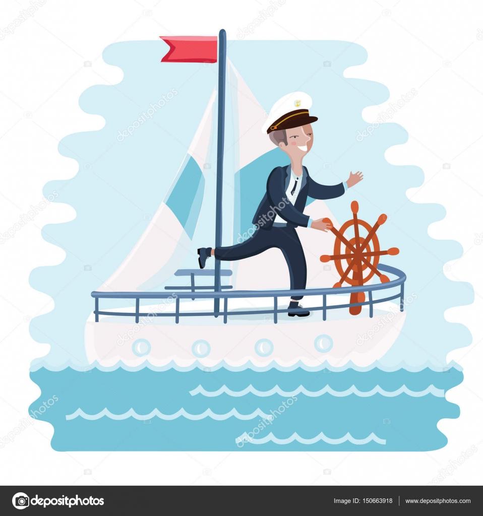 Una plantilla de 2 piratas y su barco — Archivo Imágenes Vectoriales ...