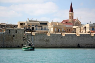 old town of Acre