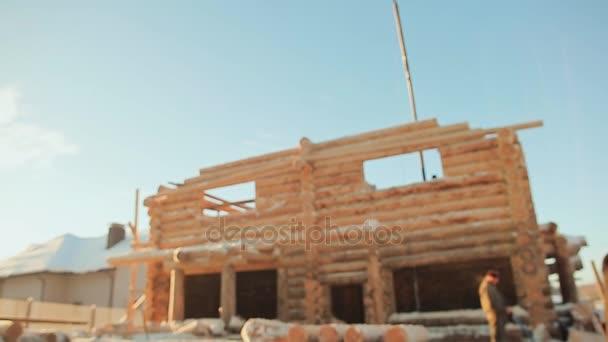 Case Di Tronchi Canadesi : Architetturalegno case in legno progettazione produzione