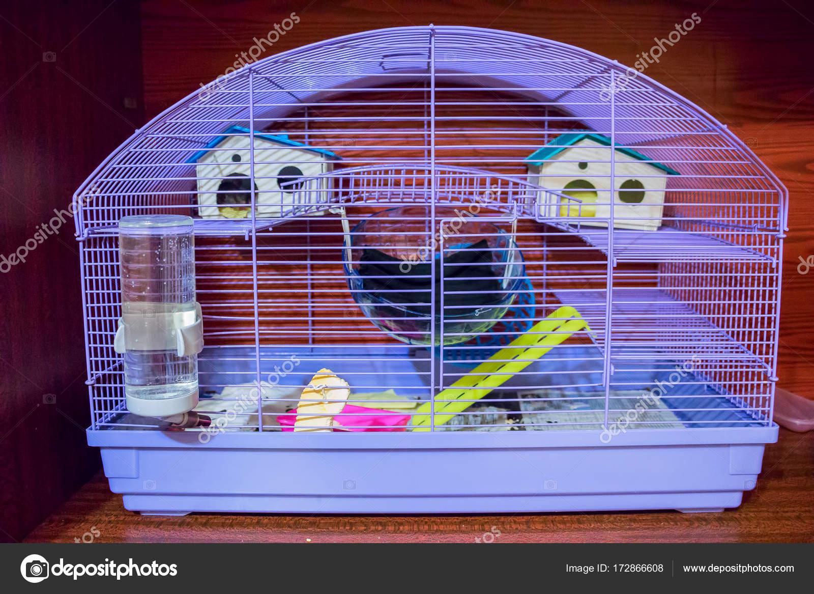 Käfig für Kleintiere — Stockfoto © pro2audio.gmail.com #172866608