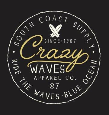 Logotype of Crazy waves