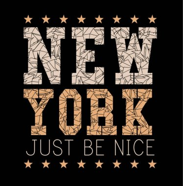 New York City print design