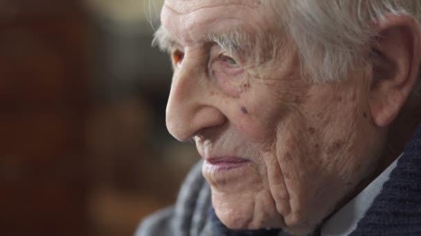 portrét starého muže  sface