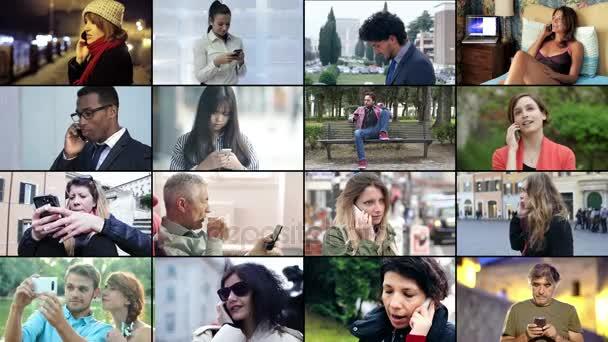 Multiscreen - cep telefonuyla hayatlarını farklı anlarda insanlar