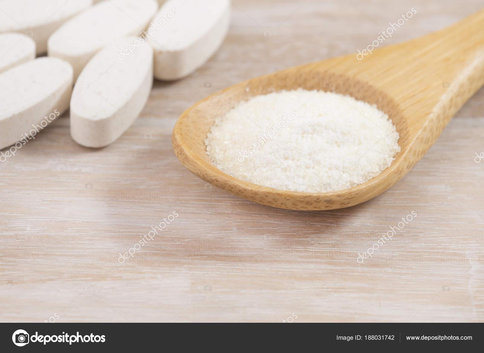 colageno hidrolizado en polvo o pastillas