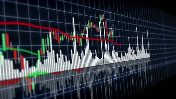 4 k pénzügyi diagram mutatja a növekvő nyereség a bevételek növekedése használatra Pénzügy-diagramok használata