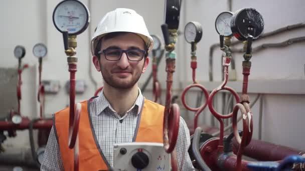 inženýr v vytápění funguje na místě