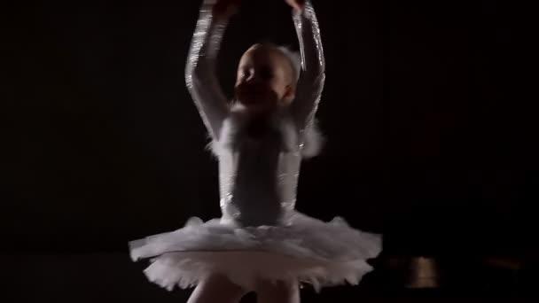 malá holčička 6 let představení baletu