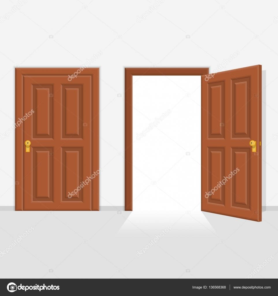 Door is closed do not disturb with graphic showcase for 0pen door