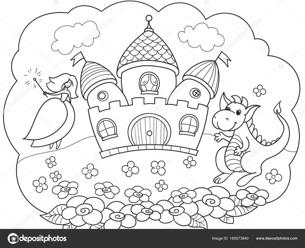 Burbuja es un sueño. La historia de la princesa, el dragón y el ...