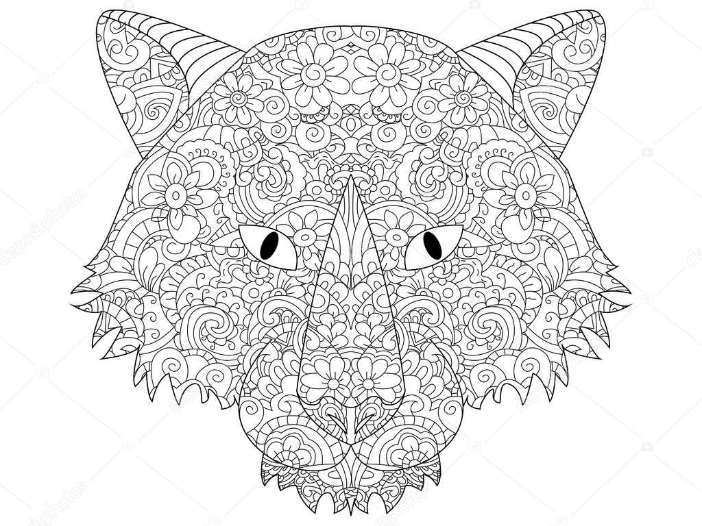Fantástico Hombre Lobo Para Colorear Galería - Ideas Para Colorear ...
