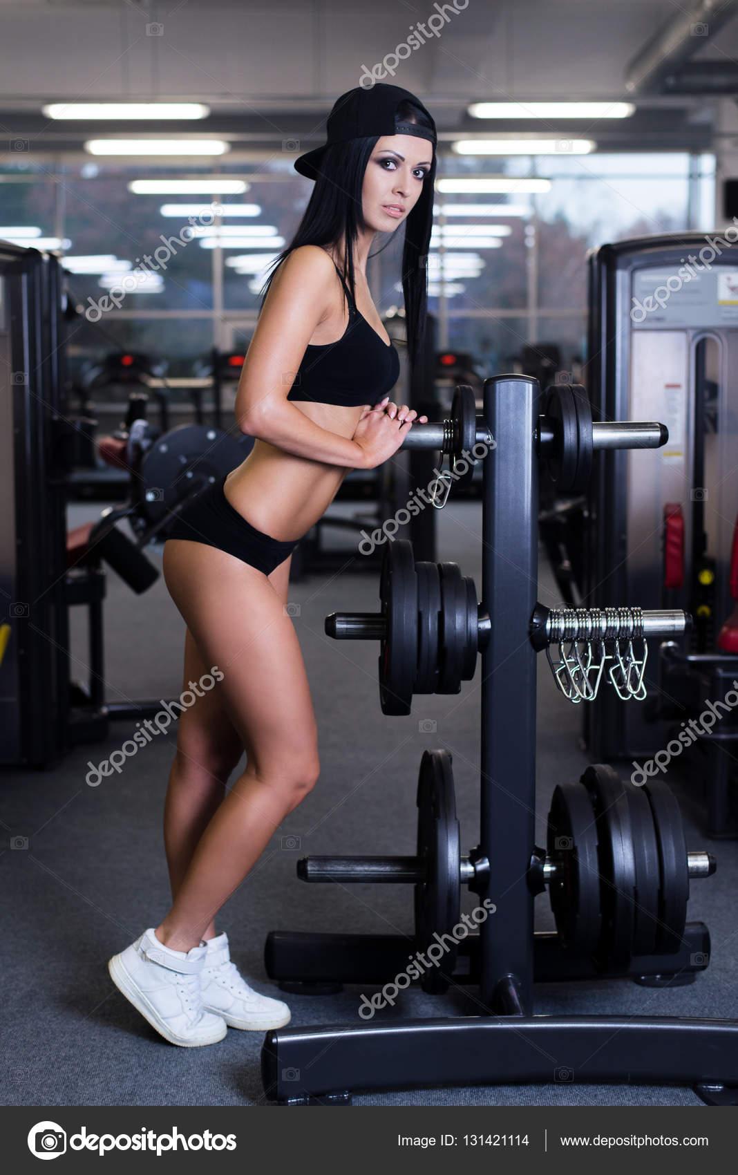 Сексуальные фитнес девочки видео