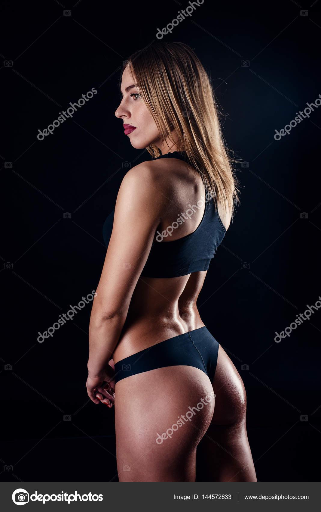 женское тело американки видео загорелое