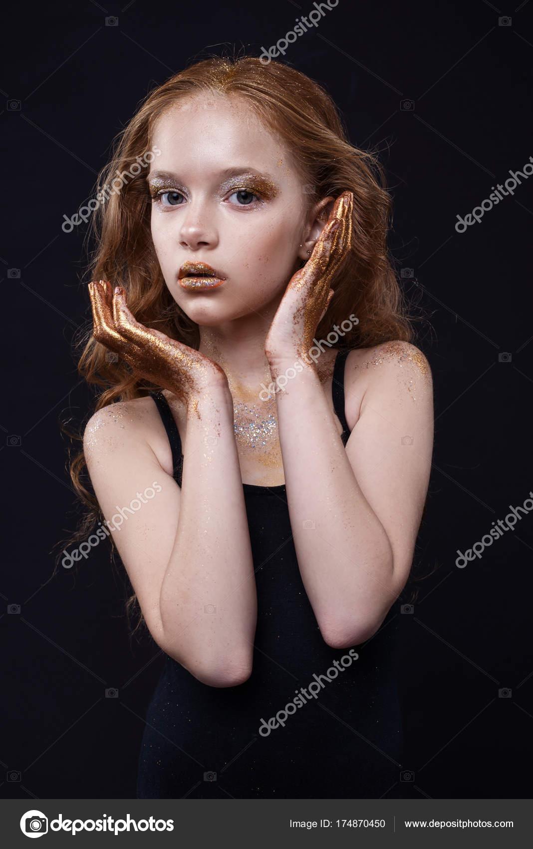 adolescente rossa