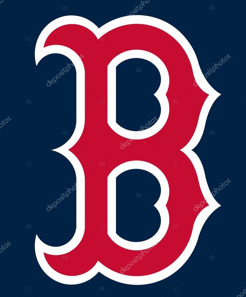 logo baseball boston red sox team usa stock editorial photo rh depositphotos com