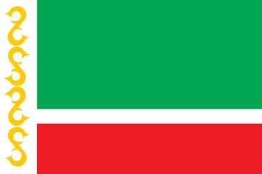 Flag of the Chechen Republic