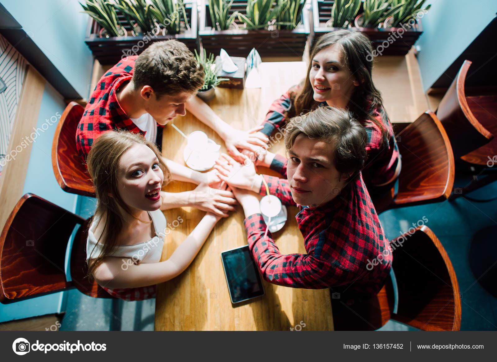 Treffen mit jungen frauen
