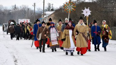 Folk festival Malanka
