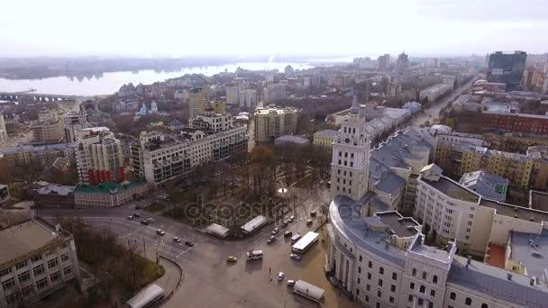 Photo a rienne de ville russe voronej le paysage urbain for Paysage de ville