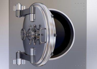 THE SAFE - 3D