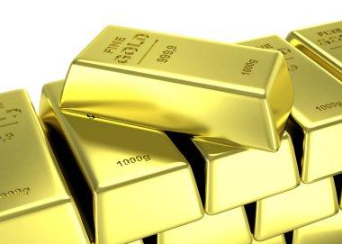 Gold Ingot - 3D