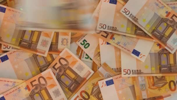 euro currency banknotes fallen and fly, cash money background, earning, salary, deposit or credit concept