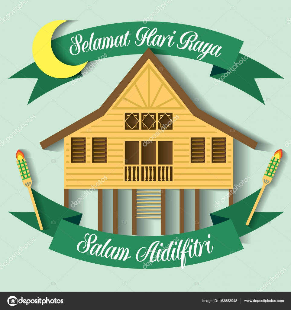 ᐈ malaysian songket stock vectors royalty free malay house illustrations download on depositphotos https depositphotos com 163883948 stock illustration selamat hari raya aidilfitri vector html