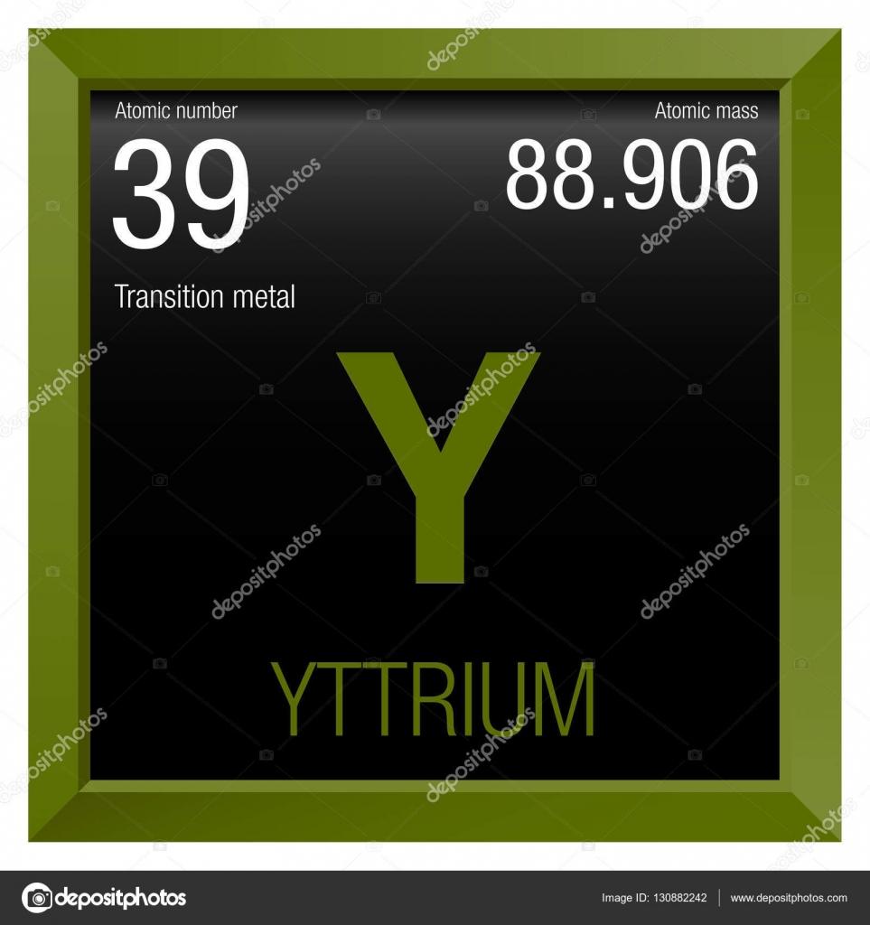 Yttrium symbol element number 39 of the periodic table of the yttrium symbol element number 39 of the periodic table of the elements chemistry gamestrikefo Gallery