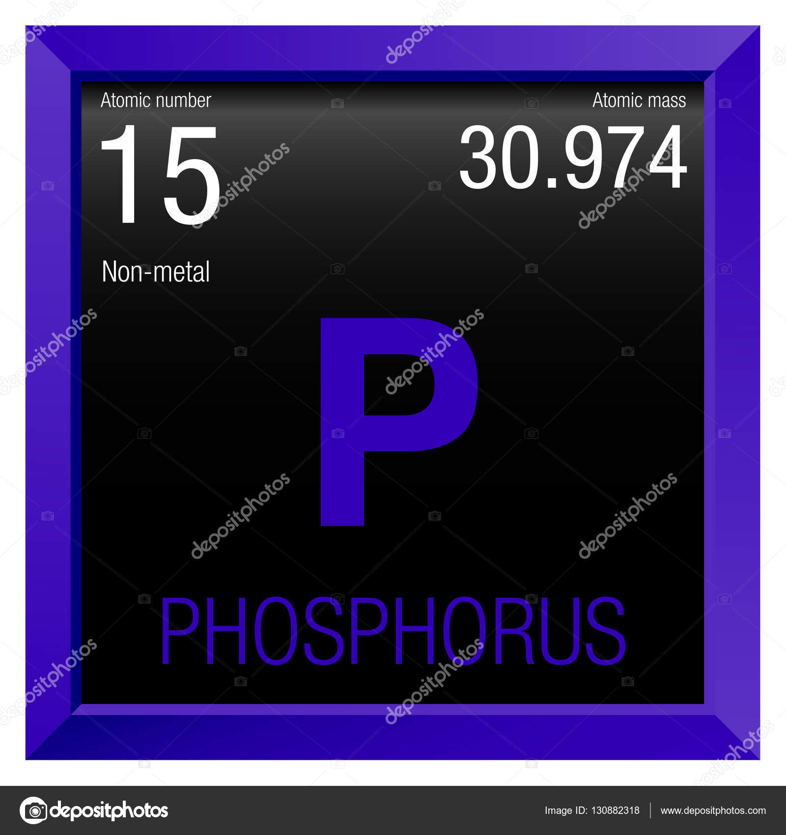 Phosphorus symbol element number 15 of the periodic table of the phosphorus symbol element number 15 of the periodic table of the elements chemistry gamestrikefo Image collections