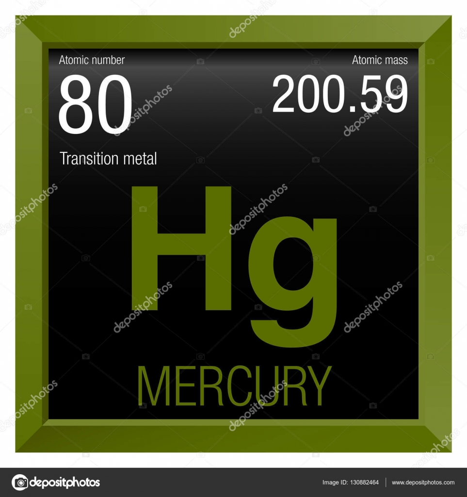Mercury symbol element number 80 of the periodic table of the mercury symbol element number 80 of the periodic table of the elements chemistry buycottarizona Gallery