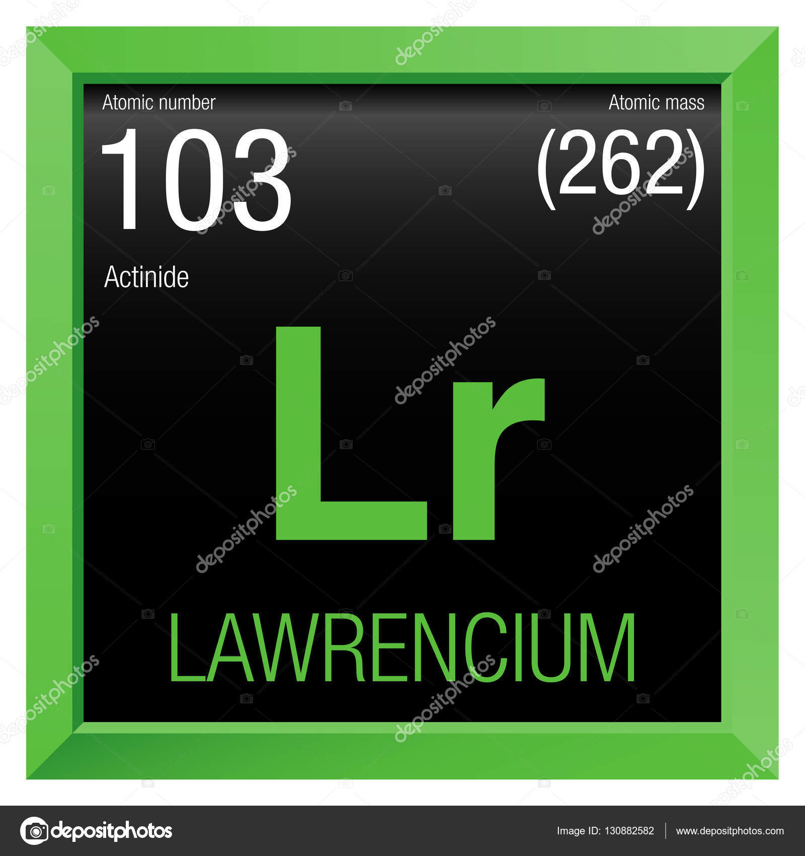 lawrencium periodic table - photo #20