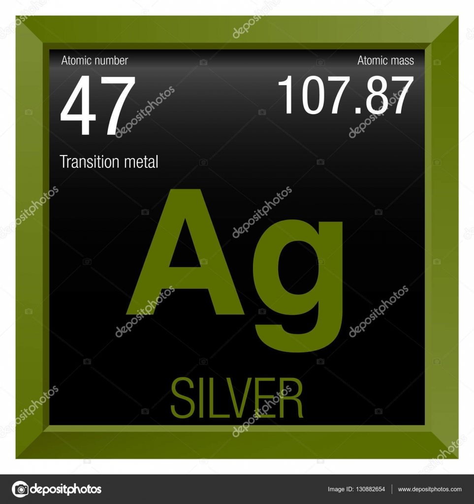Silver symbol element number 47 of the periodic table of the silver symbol element number 47 of the periodic table of the elements chemistry gamestrikefo Image collections
