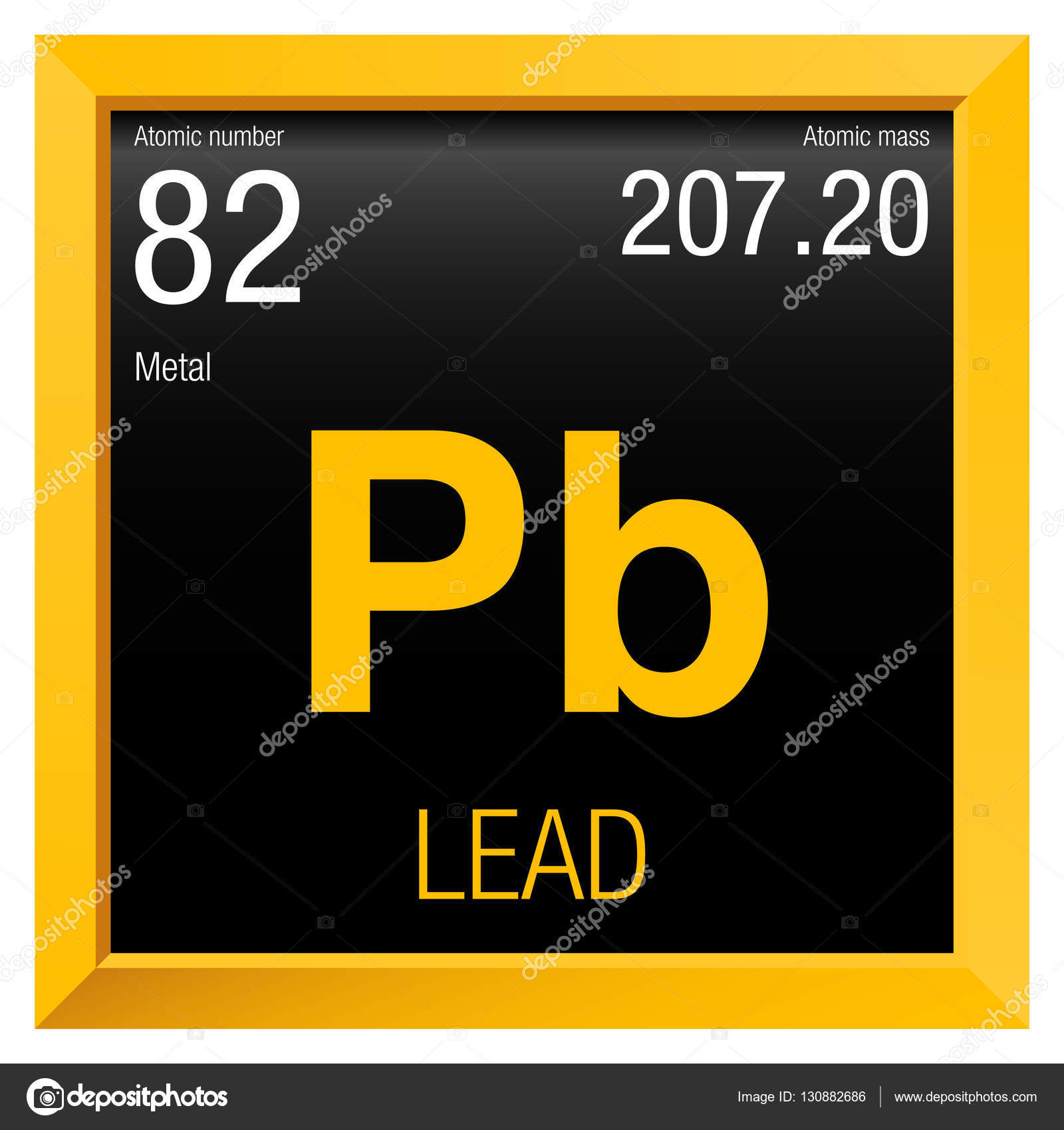 Lead symbol element number 82 of the periodic table of the elements lead symbol element number 82 of the periodic table of the elements chemistry urtaz Image collections