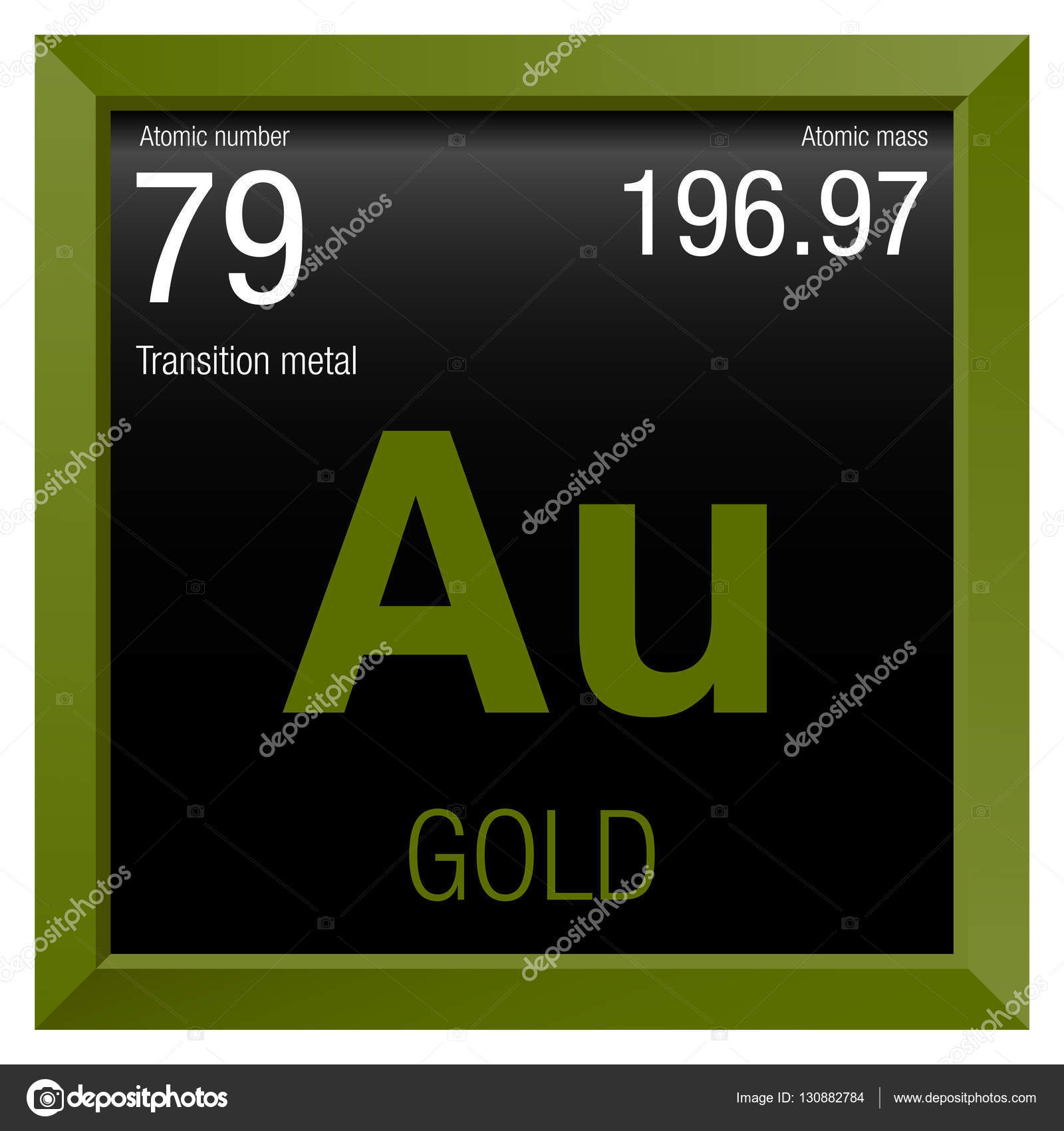 Gold symbol element number 79 of the periodic table of the elements gold symbol element number 79 of the periodic table of the elements chemistry urtaz Image collections