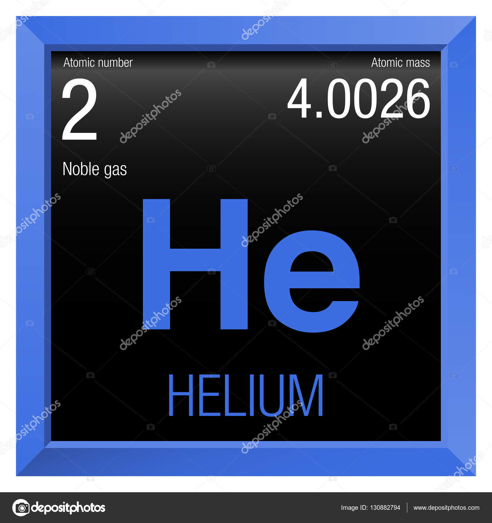 Helium symbol element number 2 of the periodic table of the helium symbol element number 2 of the periodic table of the elements chemistry gamestrikefo Images