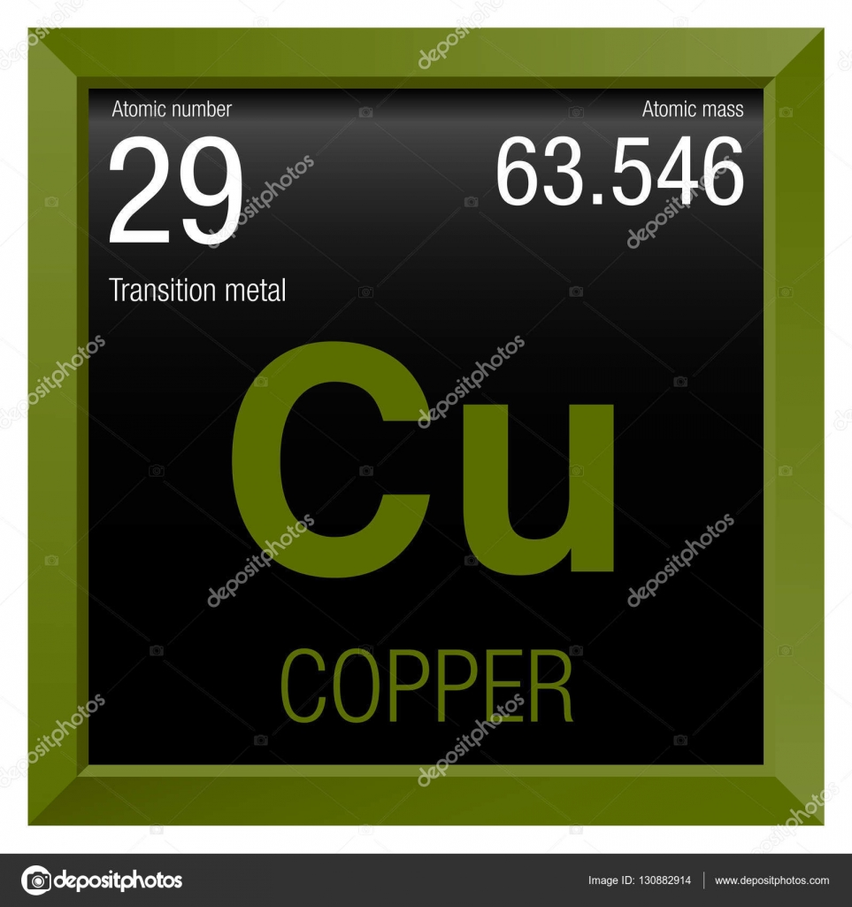 Copper symbol element number 29 of the periodic table of the copper symbol element number 29 of the periodic table of the elements chemistry buycottarizona