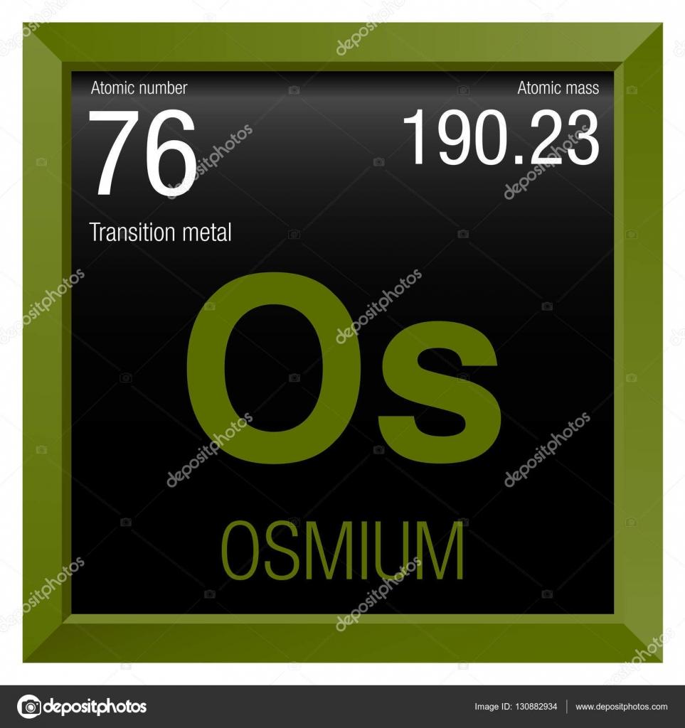 Osmium symbol element number 76 of the periodic table of the osmium symbol element number 76 of the periodic table of the elements chemistry biocorpaavc Gallery