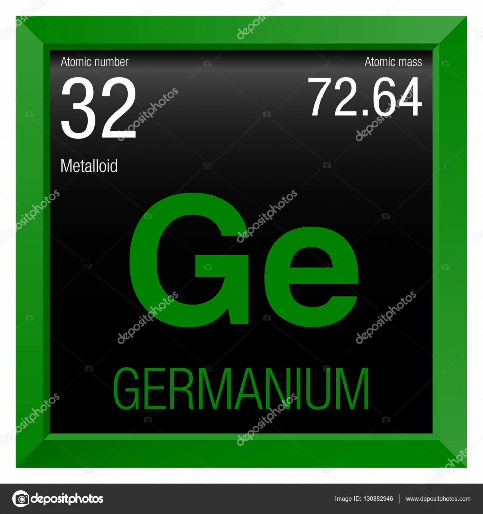 Smbolo del germanio elemento nmero 32 de la tabla peridica de smbolo del germanio elemento nmero 32 de la tabla peridica de los elementos qumica urtaz Gallery